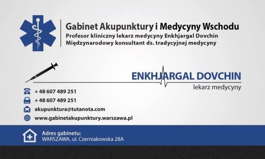 Gabinet Akupunktury prof Enji - facebook